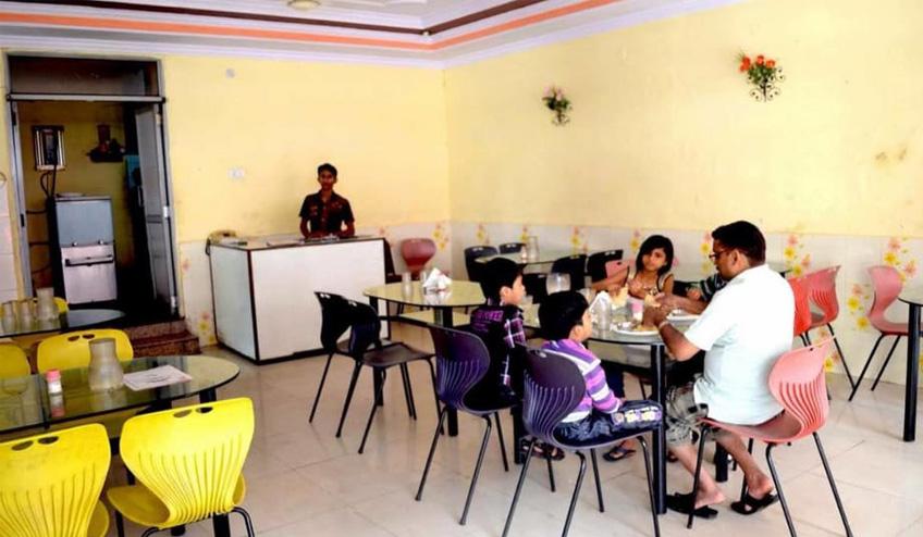 Pachmarhi Regency, Pachmarhi