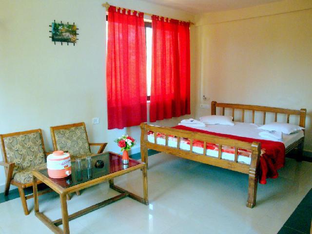 New Ark Residency Hotel, Pachmarhi
